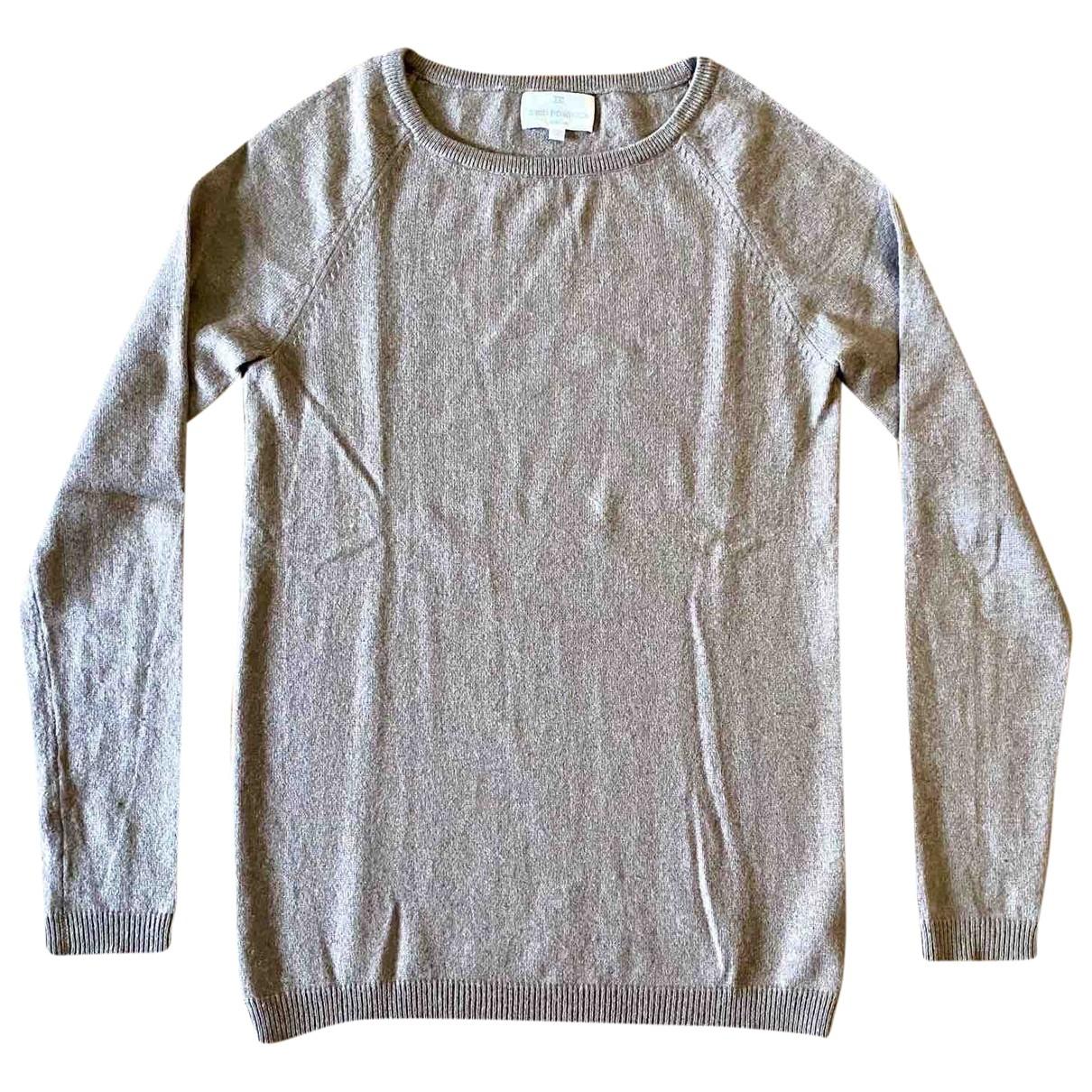 Eric Bompard \N Beige Cashmere Knitwear for Women 36 FR