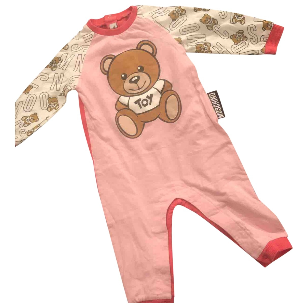 Moschino \N Pink Cotton Outfits for Kids 9 months - until 28 inches UK