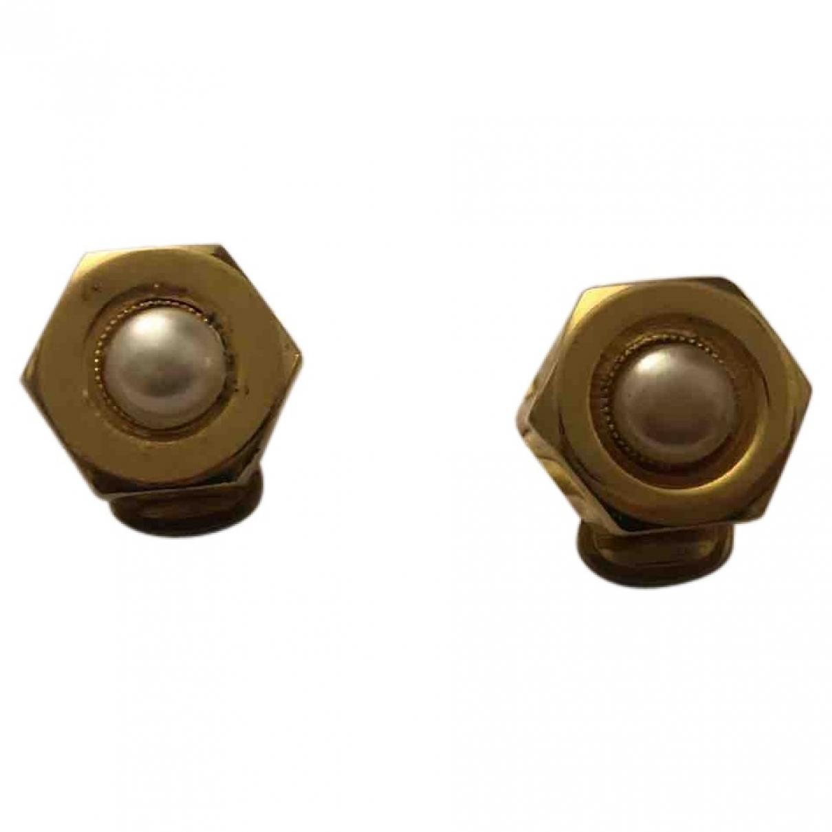 Moschino \N Metal Earrings for Women \N