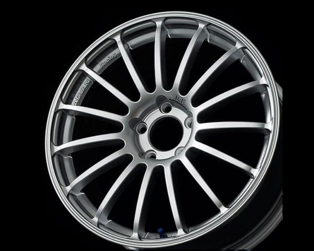 Advan RT Wheel 18x8 5x114.3 45mm Racing Hyper Silver