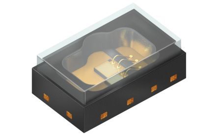 OSRAM Opto Semiconductors Osram Opto PLPVQ 940A IR Laser Diode 940nm, 2-Pin SMT package (2500)
