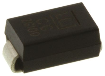 Littelfuse SMAJ28A, Uni-Directional TVS Diode, 400W, 2-Pin DO-214AC (25)