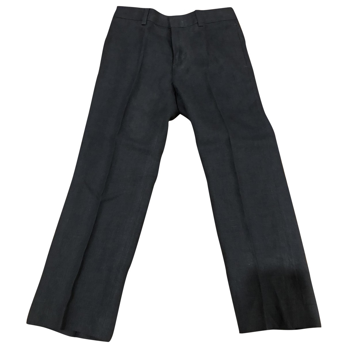 Polo Ralph Lauren \N Grey Linen Trousers for Kids 5 years - up to 108cm FR
