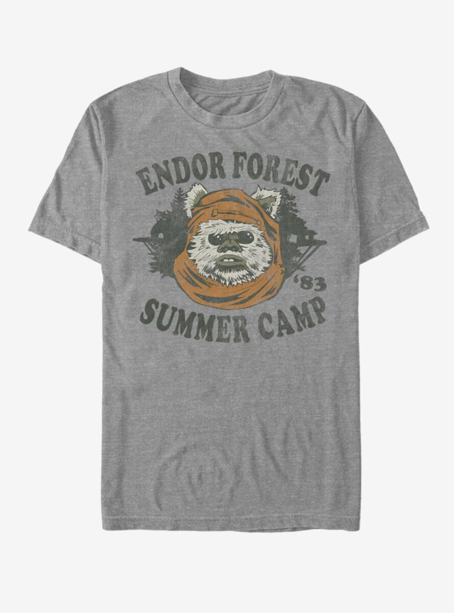 Star Wars Endor Camp T-Shirt