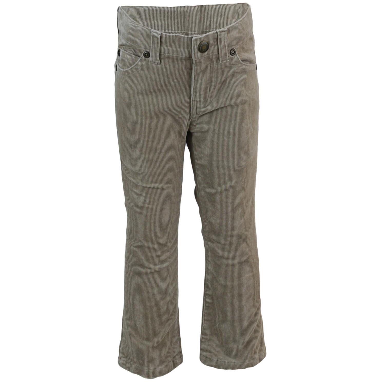 Janie And Jack Boy's Stretch Corduroy Pant - 18-24 Months - Khaki