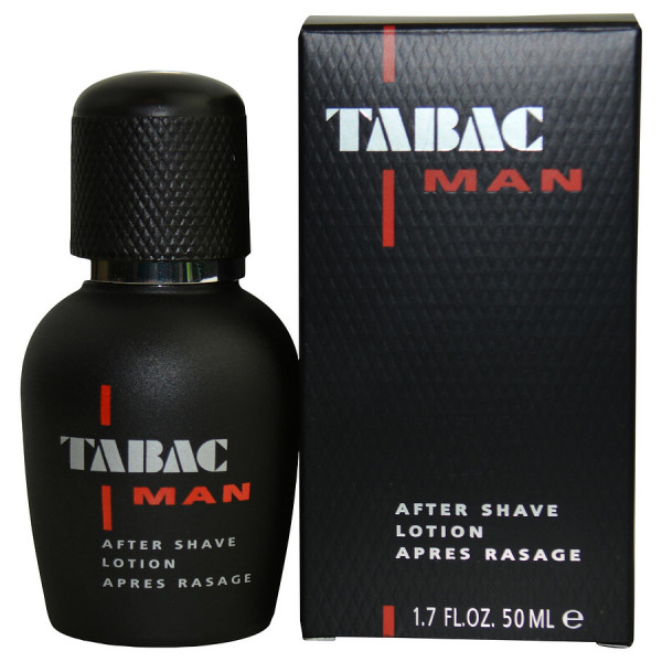Murer & Wirtz - Tabac Man : After Shave 1.7 Oz / 50 ml