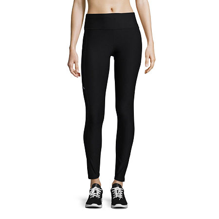 Xersion Performance Leggings, Medium , Gray