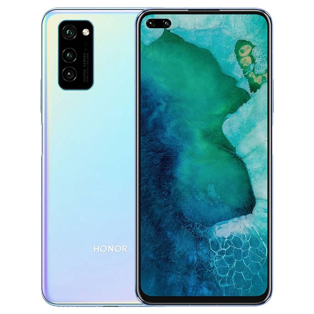 HUAWEI Honor V30 5G Dual-Mode Smartphone 8GB 128GB Icelandic Frost