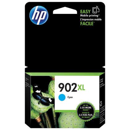 HP 902XL T6M02AN Original Cyan Ink Cartridge High Yield