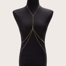 Hollow Out Body Chain