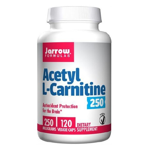 Acetyl L-Carnitine 120 Caps by Jarrow Formulas