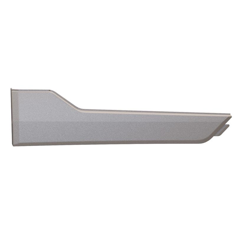 Polaris OEM 2882870-577 Exterior Front Door Accent Panel - Suede Metallic