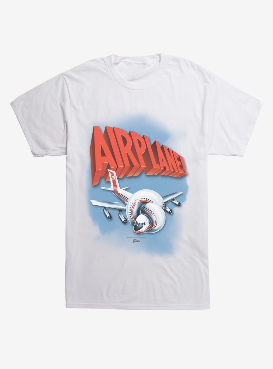 Airplaine! Poster T-Shirt