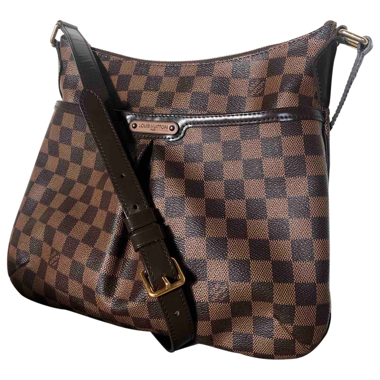 Louis Vuitton Bloomsbury Brown Cloth handbag for Women \N
