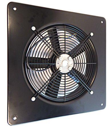 ebm-papst , 230 V ac, AC Axial Fan, 300 x 80mm, 3740m³/h, 350W