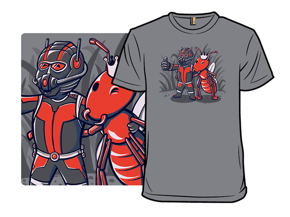 The Ant King T Shirt