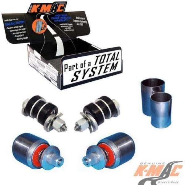 K-Mac Rear Camber & Extra Toe Adjustable Bushing Kit Mercedes S-Class W140 91-98