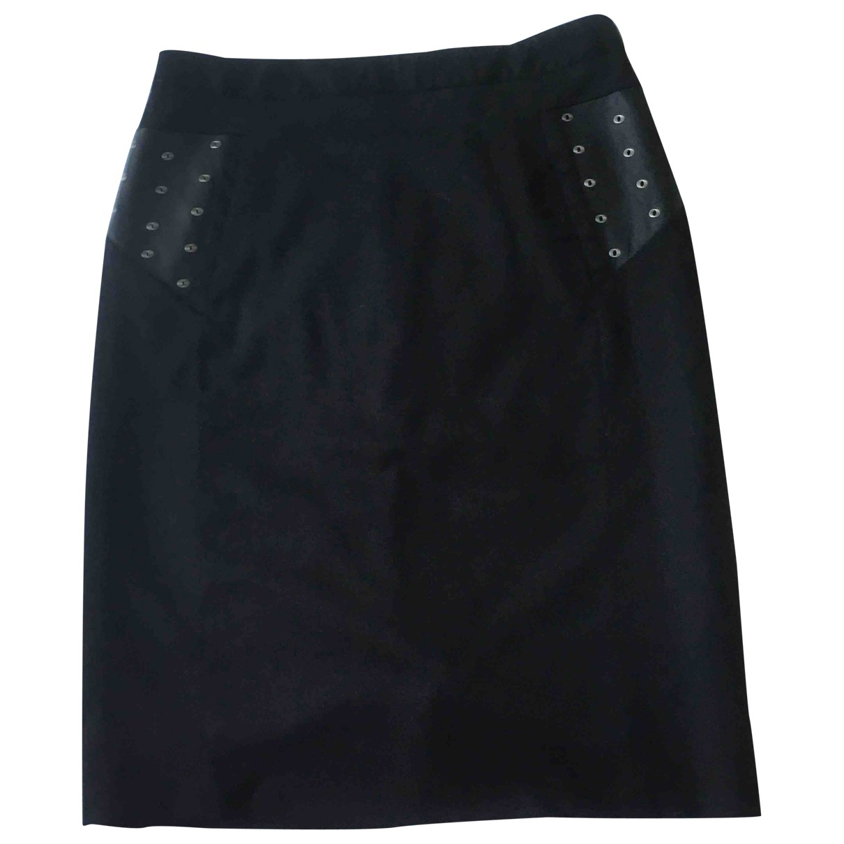 The Kooples \N Black skirt for Women 40 FR