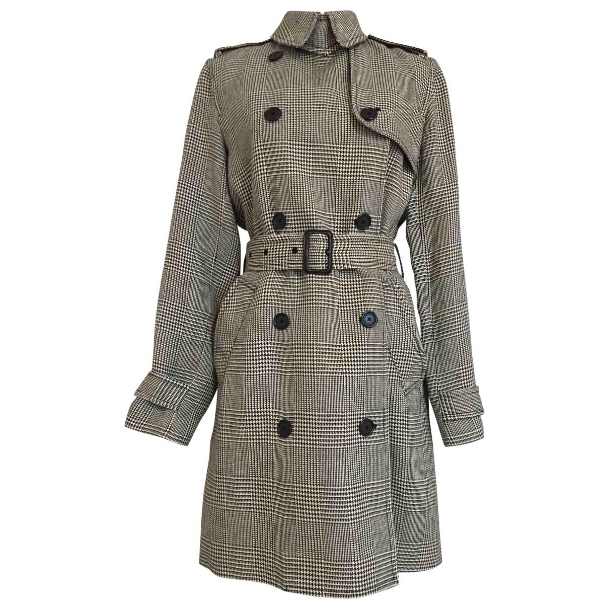 Lauren Ralph Lauren \N Multicolour Linen coat for Women 36 FR