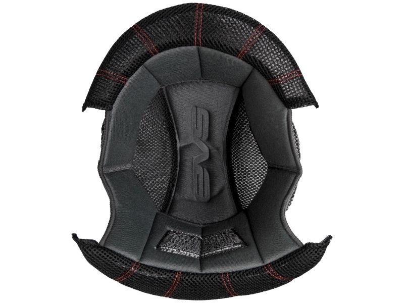 EVS HE18T5T6-LNR-XL Black T5 Helmet Liner XL
