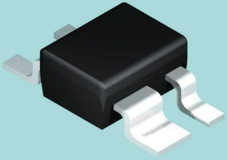 ON Semiconductor CM1213A-02SR, Quad-Element Bi-Directional TVS Diode Array, 0.22W, 4-Pin SOT-143 (20)