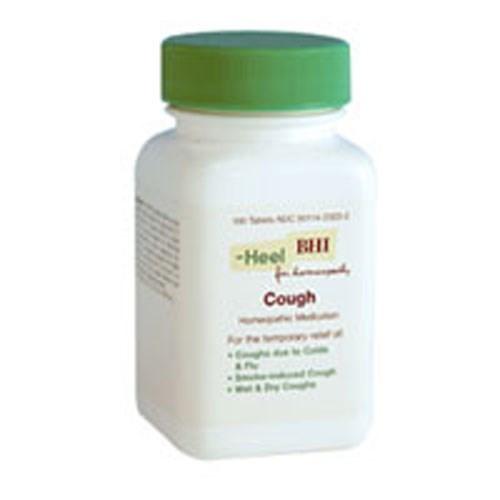 Cough 100 Tabs by MediNatura