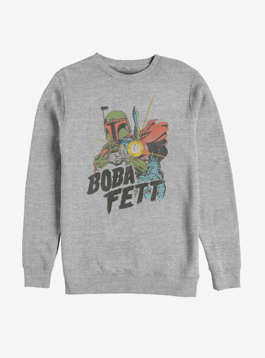 Star Wars Retro Boba Sweatshirt