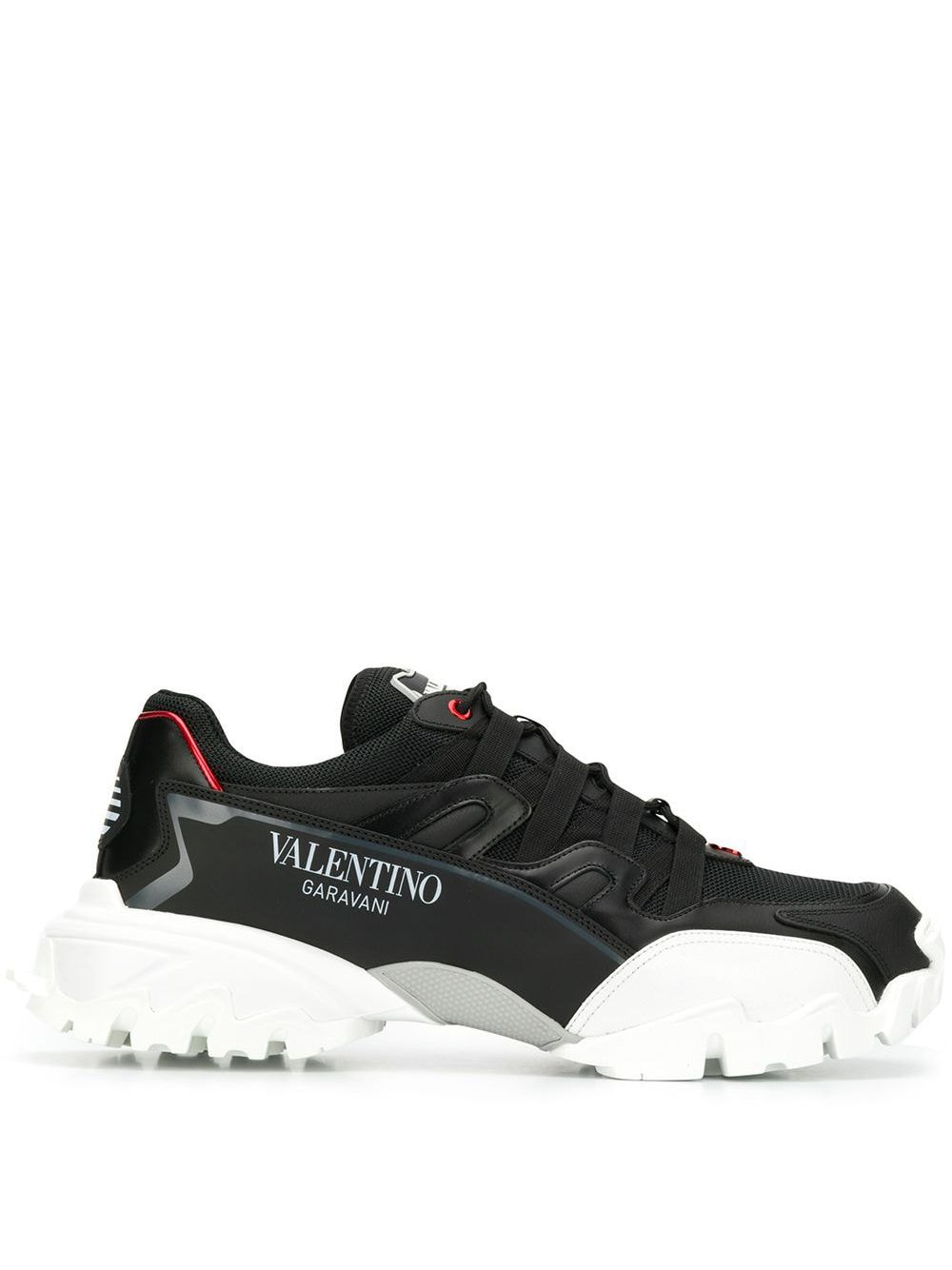 Climber Leather Sneakers