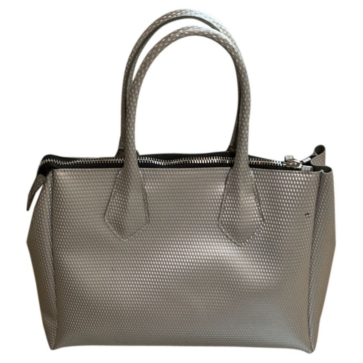 Gianni Chiarini \N Grey Leather handbag for Women \N