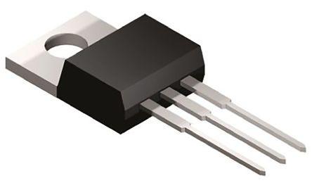 STMicroelectronics LF50CV, LDO Regulator, 500mA, 5 V, ±2% 3-Pin, TO-220