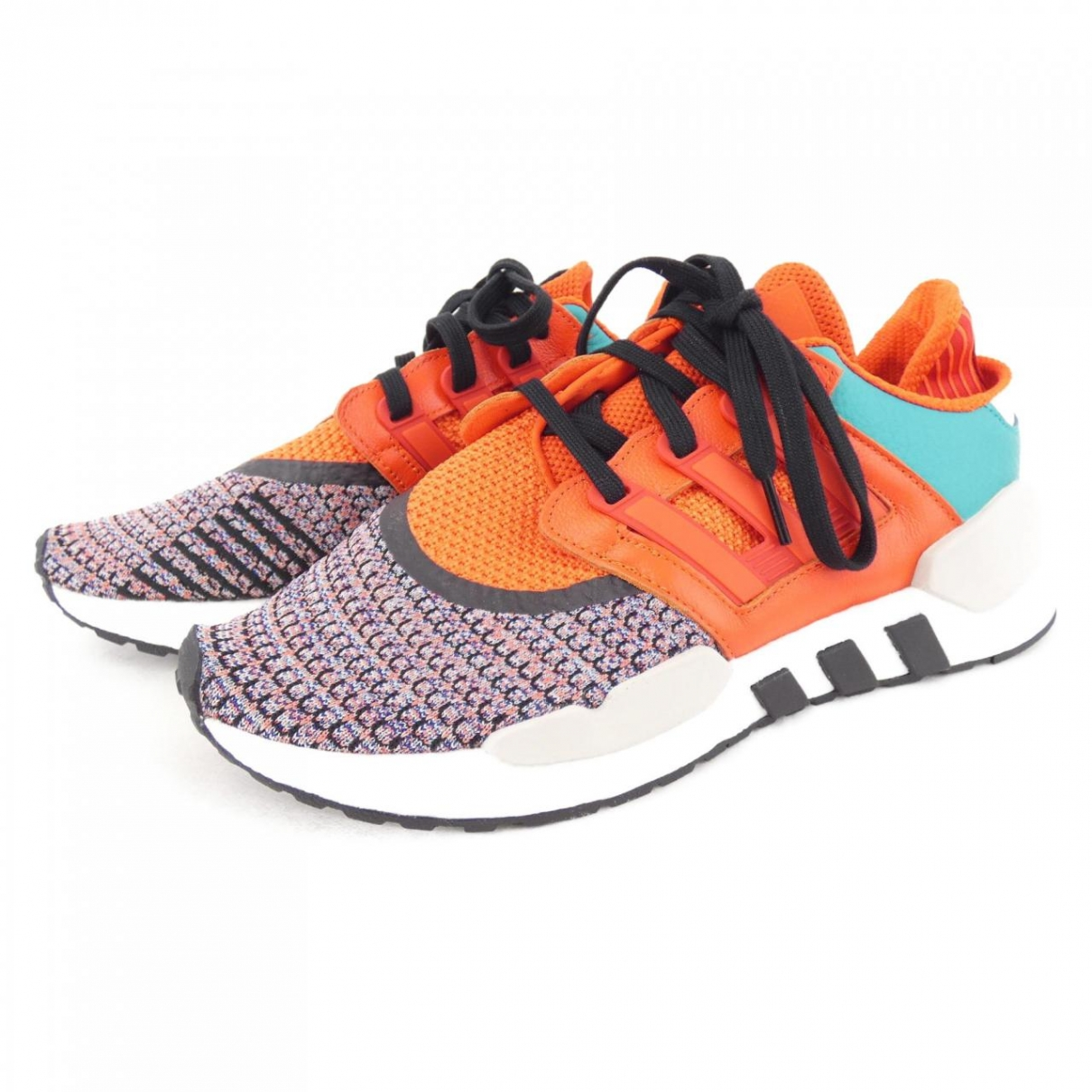 Adidas EQT Support Multicolour Cloth Trainers for Men 9.5 US