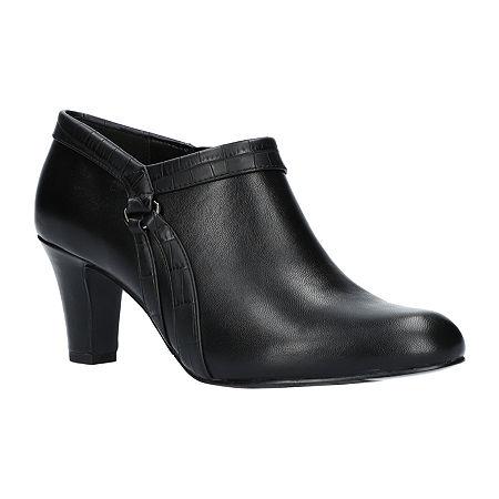 Easy Street Womens Nikita Pumps Spike Heel, 8 Medium, Black