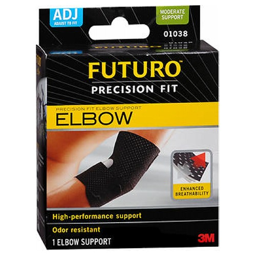 Futuro Infinity Precision Fit Elbow Support Adjustable 1 each by 3M