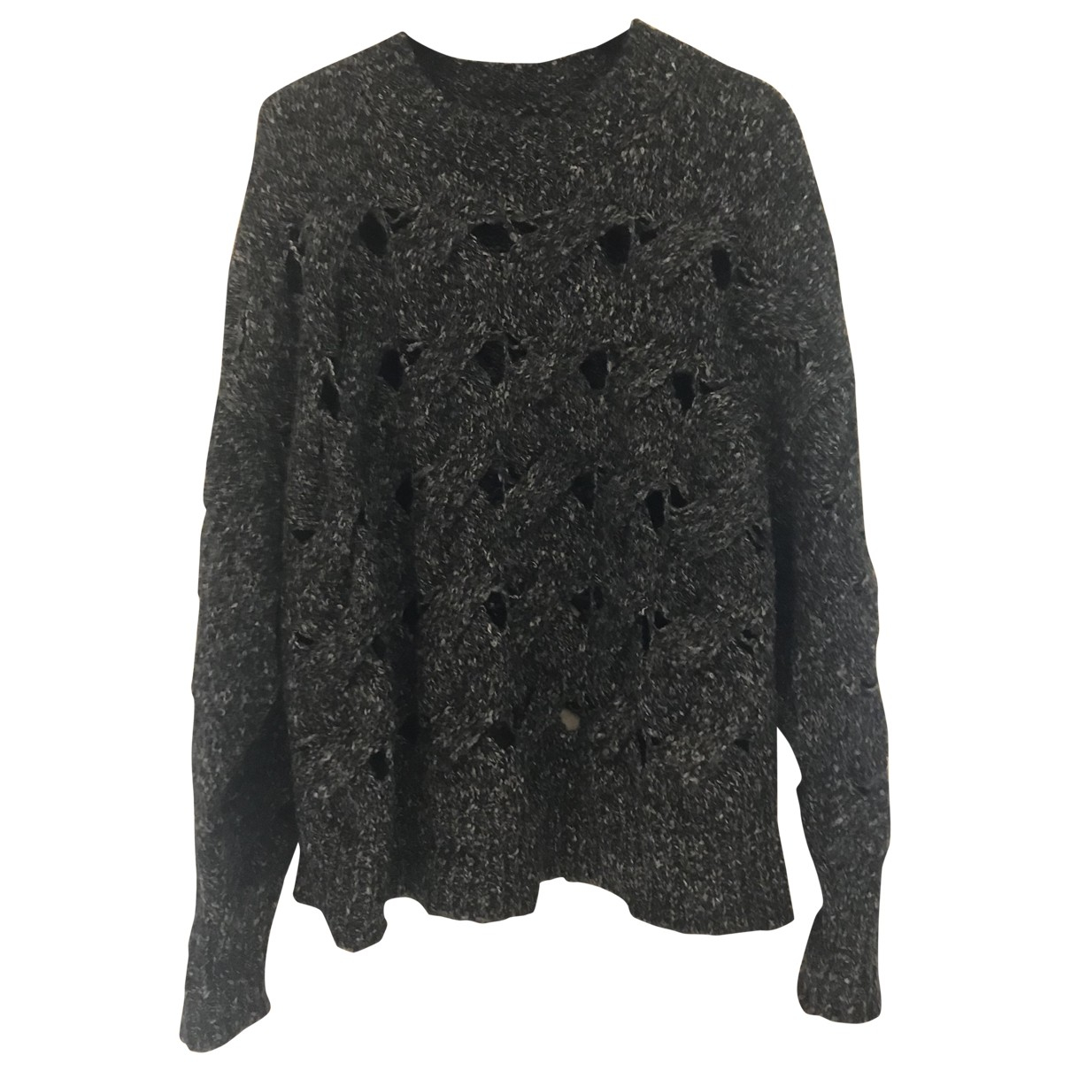 Isabel Marant Etoile \N Grey Wool Knitwear for Women 40 FR