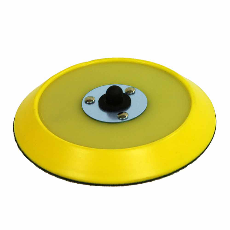 Molded Urethane Flexible Backing Plate For Dual Action Car Polishers - Chemical Guys