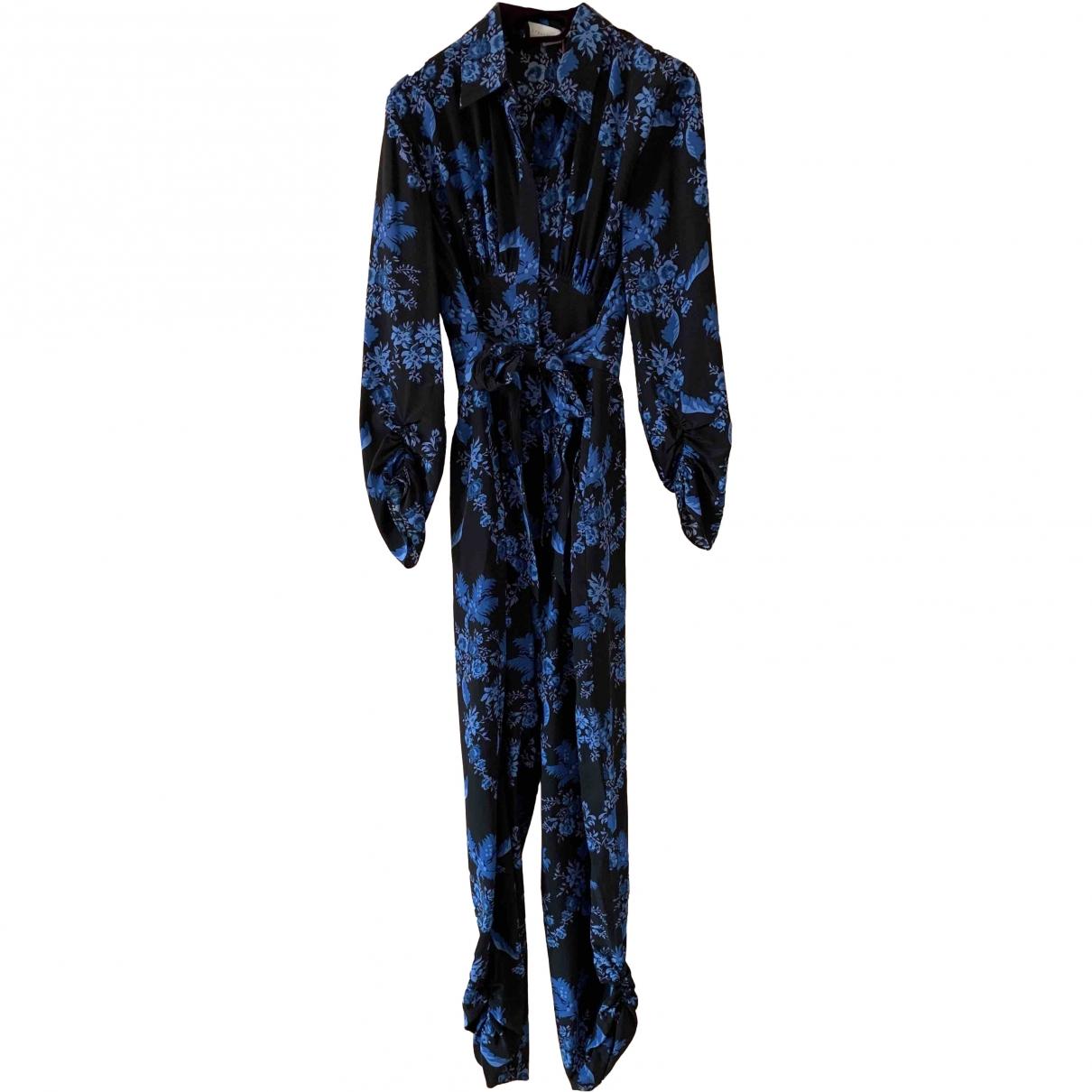 Stella Mccartney \N Multicolour Silk jumpsuit for Women 40 IT