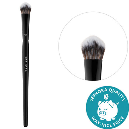 SEPHORA COLLECTION PRO Shadow Brush #10, One Size , Multiple Colors