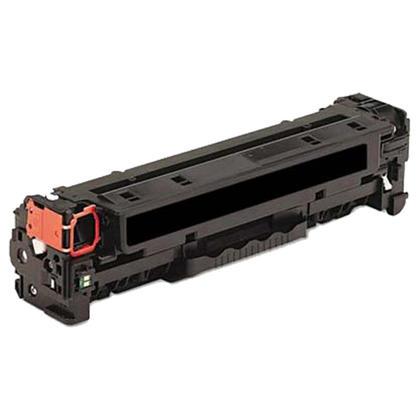Compatible HP 312X CF380X cartouche de toner noire haute capacite - boite economique
