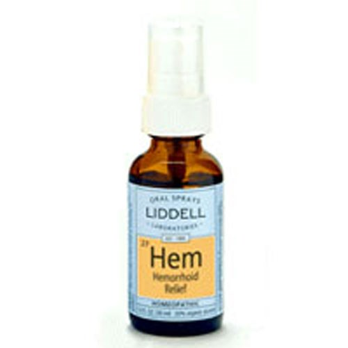 Hemorrhoid Relief 1 OZ by Liddell Laboratories