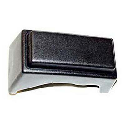 Crown Automotive Rear Bumper Guard (Black) - 52000468