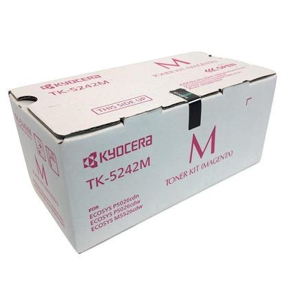 Kyocera Mita TK-5242M 1T02R7BUS0 cartouche de toner original magenta