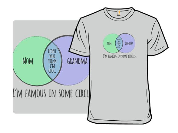So Famous. T Shirt