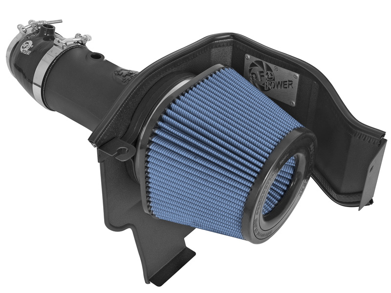 aFe POWER Magnum FORCE Stage-2 Cold Air Intake System Dodge Challenger/Charger SRT Hellcat 6.2L CLEARANCE