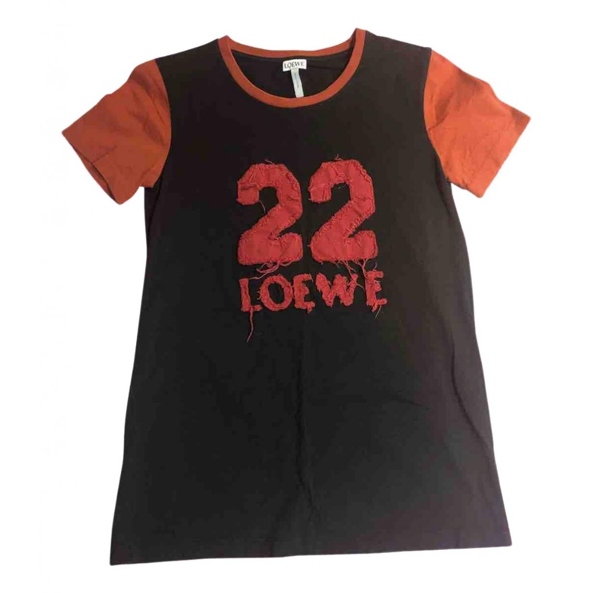 Loewe \N Black Cotton  top for Women S International