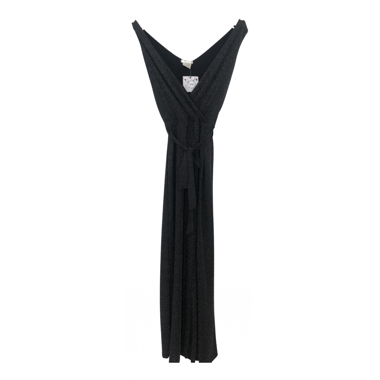 Non Signé / Unsigned \N Black jumpsuit for Women One Size FR
