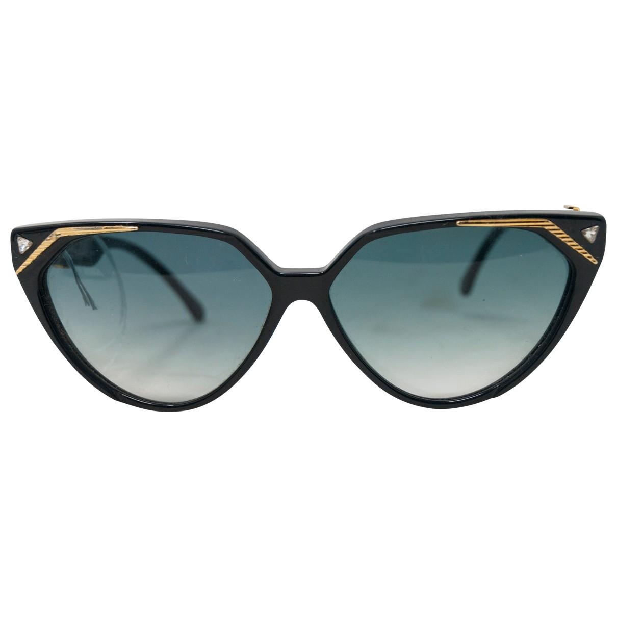 Annabella Pavia \N Black Sunglasses for Women \N