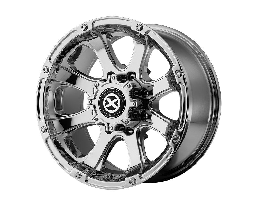 ATX Series AX188 Ledge Wheel 16x8 8x8x165.1 +0mm PVD