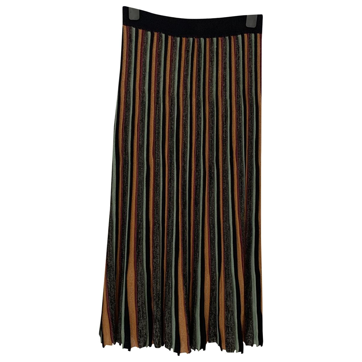 Maison Scotch \N Multicolour skirt for Women M International