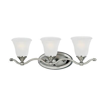 Sl760341 Harmony Wall Lamp Satin Pewter