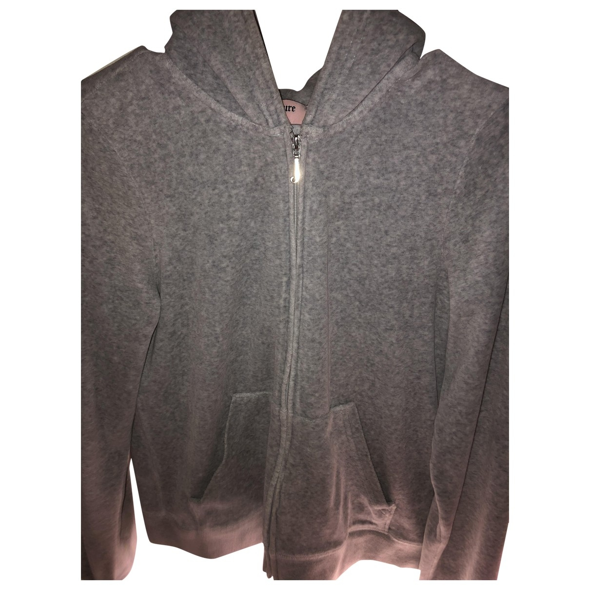 Juicy Couture \N Grey Cotton  top for Women XL International